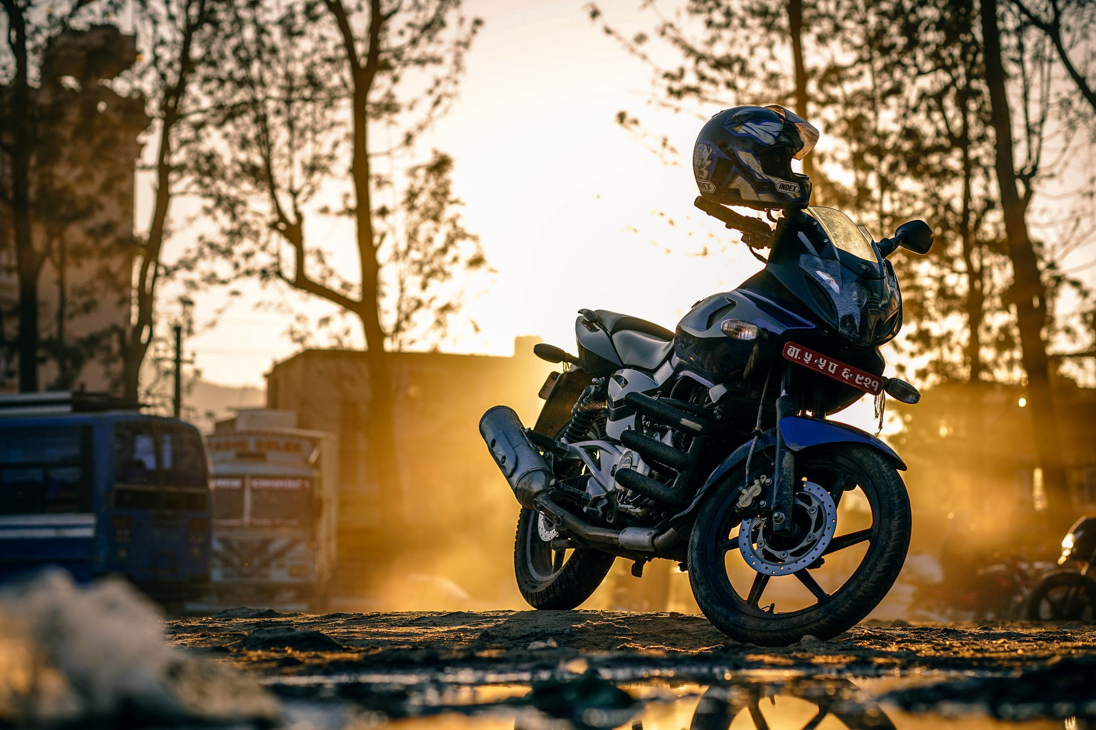 Purchasing Motorcycle Parts